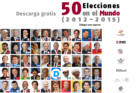 50 Elecciones en el Mundo