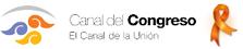 Logo del Canal del Congreso