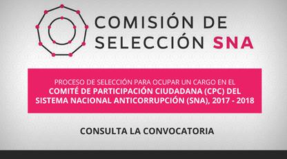 Comisión de selección SNA