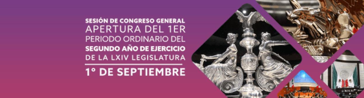 Sesión de Congreso General