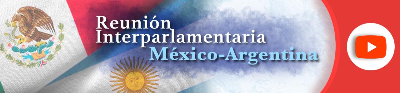 V Interparlamentaria México-Argentina