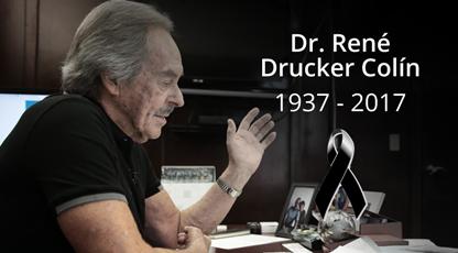 Canal del Congreso lamenta el sensible fallecimiento del Dr. René Drucker Colín, científico e investigador mexicano