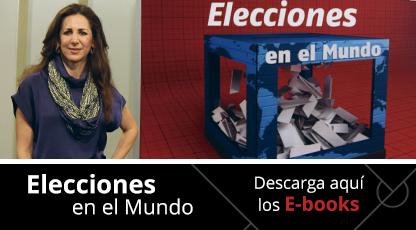 Descarga aquí los Ebooks de Elecciones en el Mundo