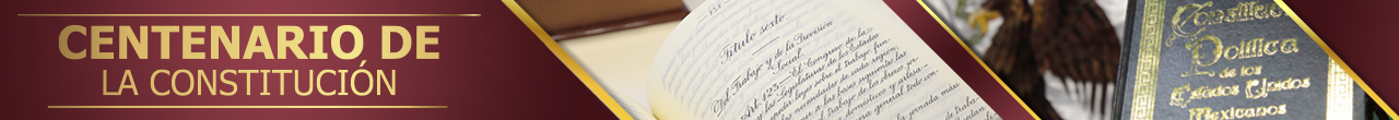 Centenario de la Constitución
