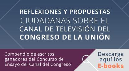 La función del Canal de Congreso trasciende la difusión del quehacer legislativo para dimensionarse como un medio de comunicación con vocación de servicio público con un imperativo educativo, cultural y cívico.