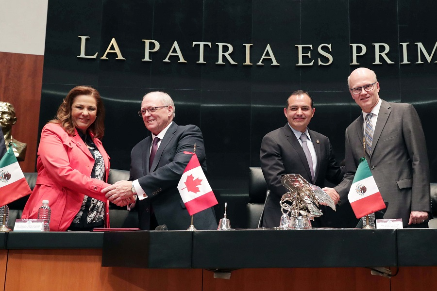 Senado+recibe+visita+de+parlamentarios+canadienses%3B+expresan+compromiso+con+TLCAN