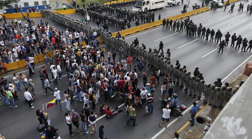 Respaldan+postura+del+Ejecutivo+para+una+soluci%C3%B3n+pac%C3%ADfica+en+Venezuela