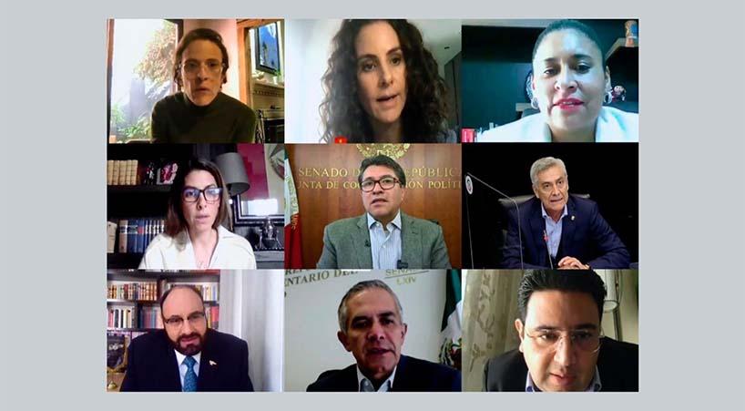 Inician+Parlamento+Abierto+para+analizar+reforma+para+y+por+el+Poder+Judicial++