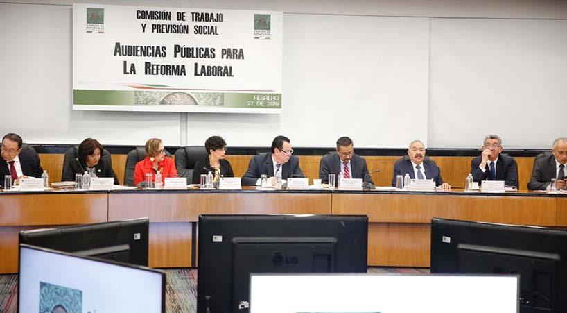 Inauguran+Audiencias+P%C3%BAblicas+en+materia+de+Reforma+Laboral