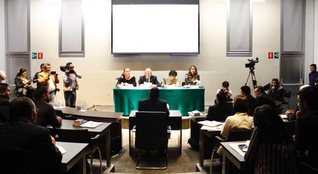 Secci%C3%B3n+Instructora+recibe+desahogo+de+testimoniales+del+caso+Rosario+Robles