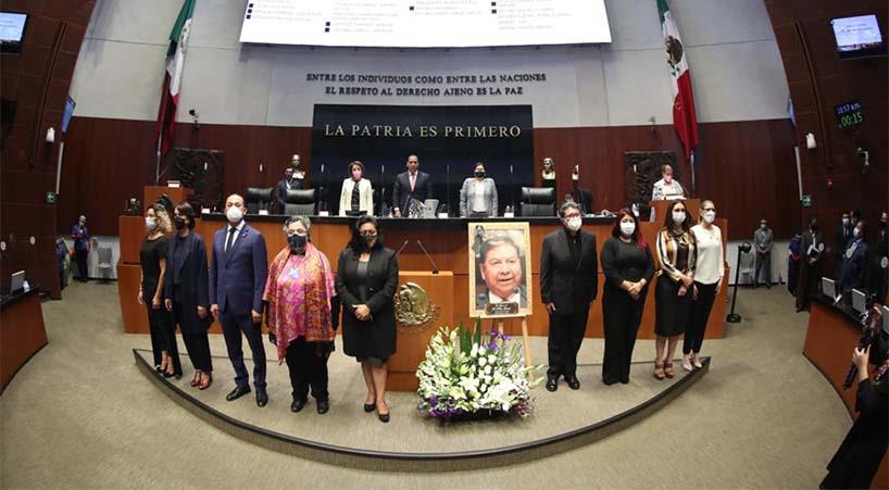 El+Senado+de+la+Rep%C3%BAblica+realiza+homenaje+p%C3%B3stumo+al+senador+Joel+Molina+Ram%C3%ADrez+