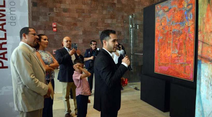 Museo+Legislativo+lleva+a+cabo+muestra+pict%C3%B3rica+Seresarte+