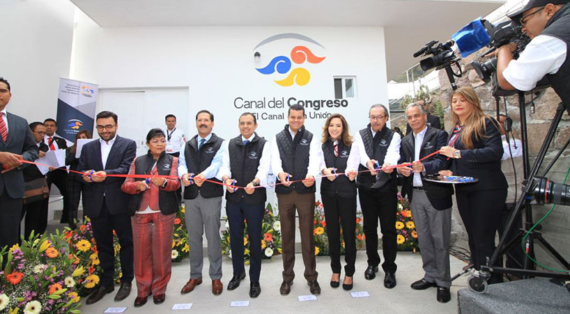 Inauguran+Estaci%C3%B3n+Transmisora+del+Canal+del+Congreso
