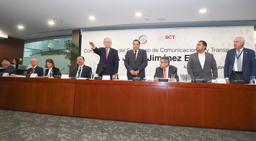 Titular+de+la+SCT%2C+se%C3%B1ala+prop%C3%B3sito+de+contribuir+al+desarrollo+regional+sustentable