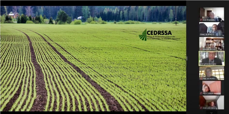 Organiza+el+CEDRSSA+la+conferencia+magistral+%E2%80%9CLa+bioeconom%C3%ADa+en+el+sector+agroalimentario%E2%80%9D