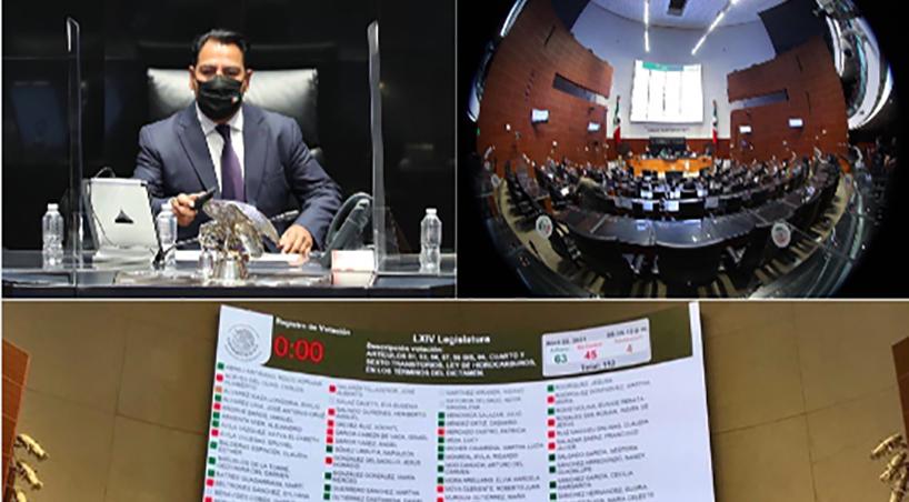 Senado+avala+reformas+a+Ley+de+Hidrocarburos+sin+modificaciones%3B+la+turnan+al+Ejecutivo+