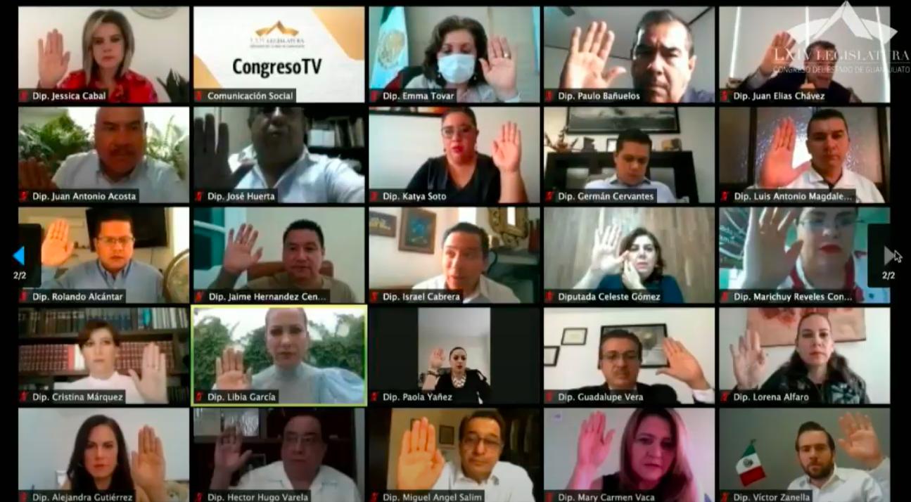 Congreso+de+Guanajuato+vota+a+favor+de+elevar+a+rango+constitucional+programas+sociales+