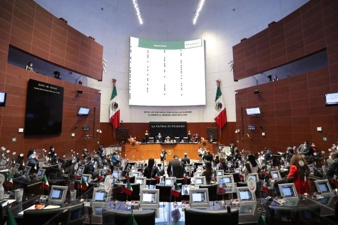 Inicia+Glosa+en+el+Senado+al+tercer+Informe+del+Gobierno+Federal++