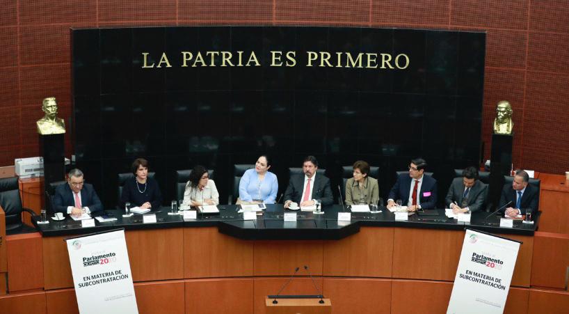 Inauguran+en+Senado%2C+Parlamento+Abierto+en+materia+de+subcontrataci%C3%B3n+laboral