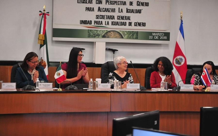 Impulsa+debates+parlamentarios+sobre+igualdad+de+g%C3%A9nero