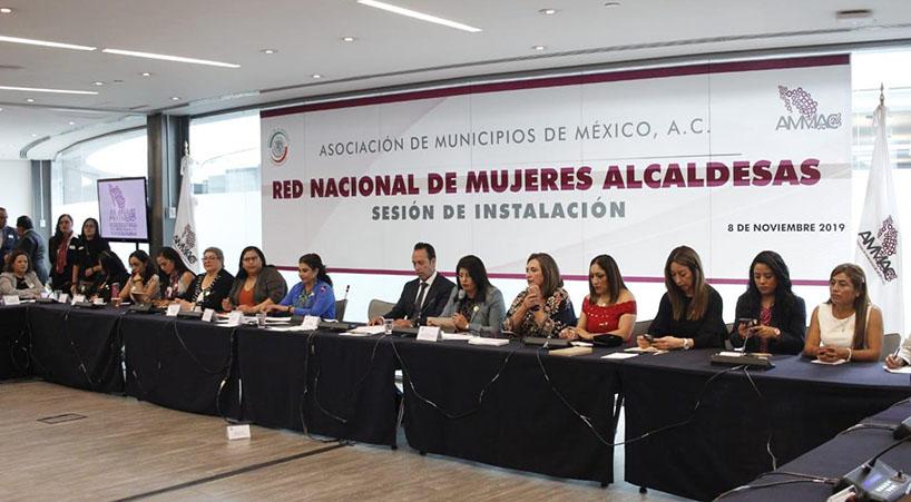 Instalan+en+Senado%2C+Mesa+Directiva+de+Red+Nacional+de+Mujeres+Alcaldesas