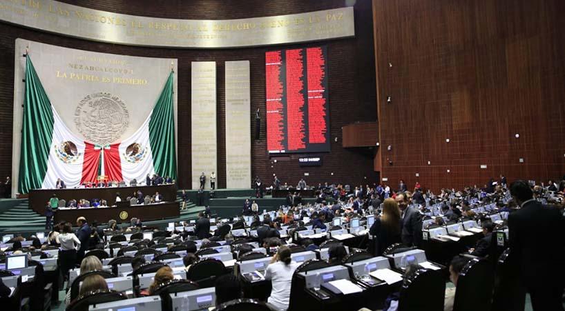 Quedan+constituidos+los+Grupos+Parlamentarios+en+C%C3%A1mara+de+Diputados