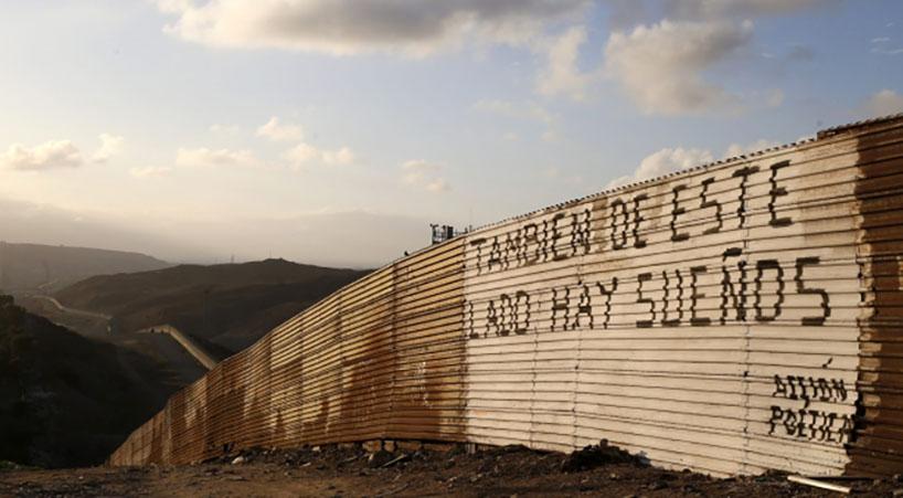 Incompatibilidad+de+negociar+el+TLCAN+con+un+muro+fronterizo