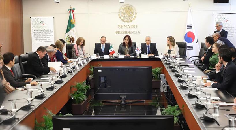 En+Senado%2C+analizan+Tratado+de+Libre+Comercio+entre+M%C3%A9xico+y+Corea+del+Sur+