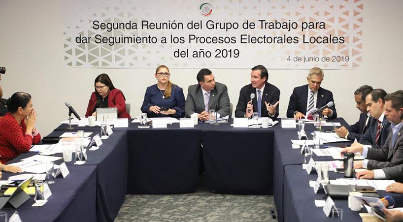 Grupo+de+Trabajo+avala+informe+sobre+jornada+electoral+2019
