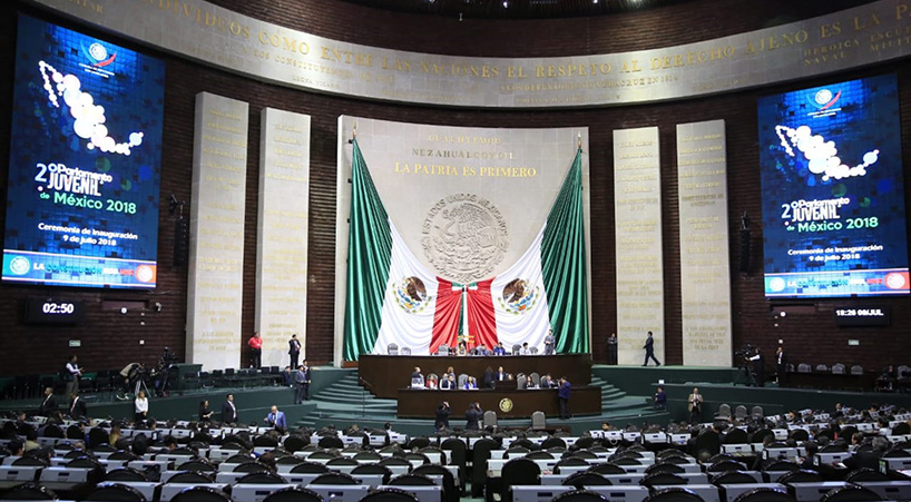 Instalan+trabajos+del+Segundo+Parlamento+Mexicano+de+la+Juventud+2018