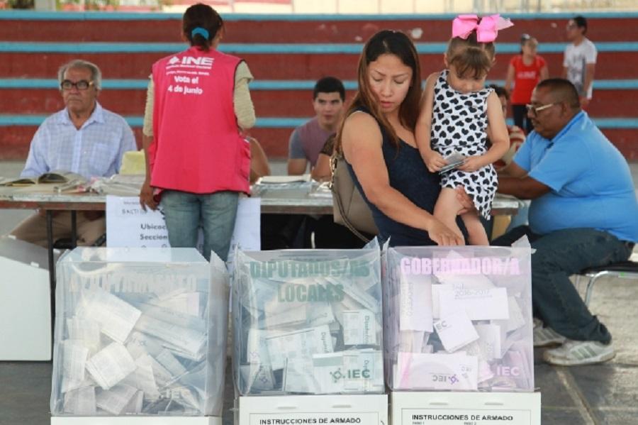 Homologan+en+Oaxaca+leyes+electorales+locales+con+las+federales+