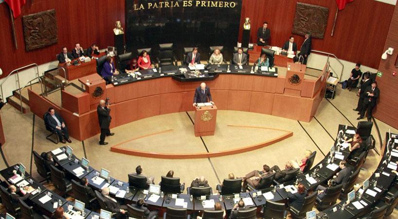Recibe+Senado+al+Presidente+de+la+C%C3%A1mara+de+los+Comunes+de+Canad%C3%A1