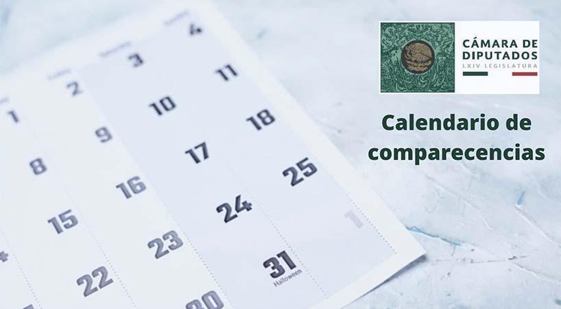 Jucopo+avala+calendario+de+comparecencias+ante+el+Pleno+de+San+L%C3%A1zaro+y+comisiones+