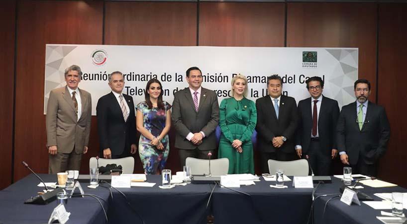 Realizan+reuni%C3%B3n+ordinaria+de+la+Comisi%C3%B3n+Bicameral+del+Canal+del+Congreso+