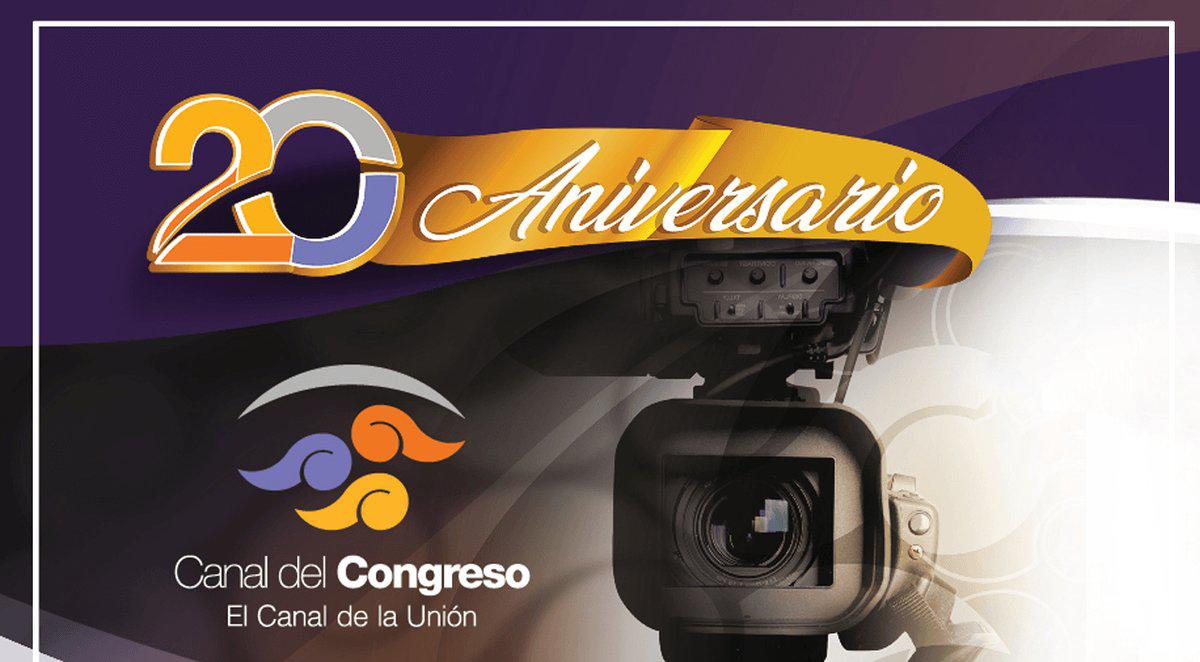 Conmemora+Senado+20+a%C3%B1os+de+transmisiones+del+Canal+del+Congreso