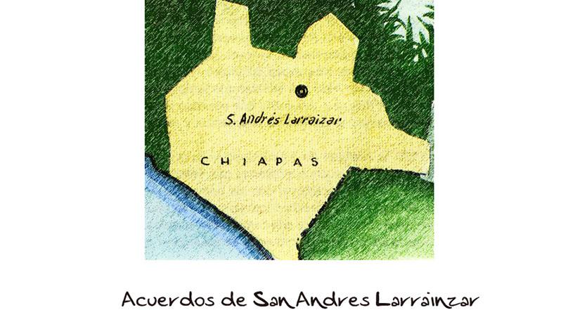 Conmemoran+firma+de+los+Acuerdos+de+San+Andr%C3%A9s+Larr%C3%A1inzar