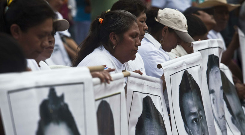 Recibir%C3%A1n+a+padres+de+estudiantes+desaparecidos+de+Ayotzinapa