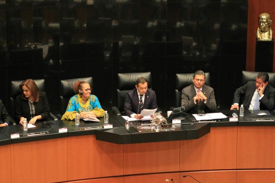 Recibe+Senado+en+Sesi%C3%B3n+Solemne+a+la+Presidenta+del+Consejo+Nacional+de+Namibia