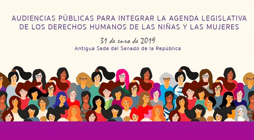 Realizan+audiencias+p%C3%BAblicas+para+integrar+agenda+legislativa+para+ni%C3%B1as+y+mujeres+