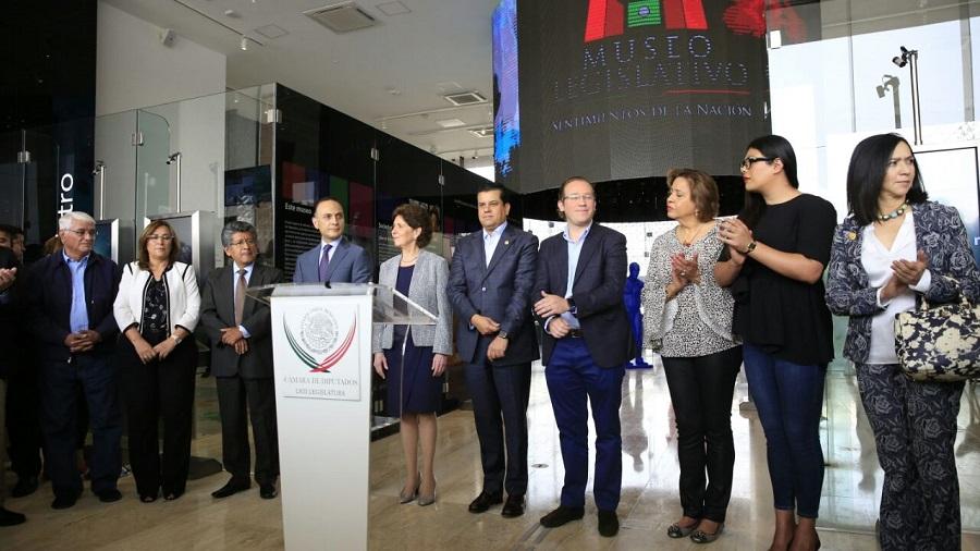 Reinauguran+diputados+el+Museo+Legislativo+%E2%80%9CSentimientos+de+la+Naci%C3%B3n%E2%80%9D