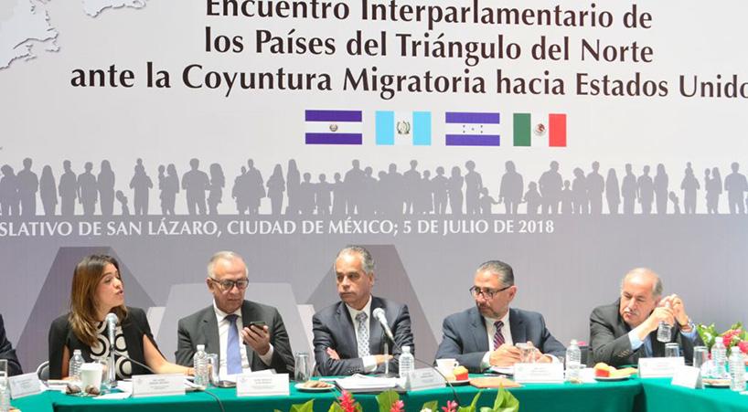 Realizan+encuentro+interparlamentario+de+pa%C3%ADses+del+Tri%C3%A1ngulo+del+Norte+de+Centroam%C3%A9rica