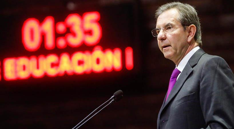 Ante+el+Pleno+de+la+C%C3%A1mara+de+Diputados%2C+comparece+titular+de+la+SEP