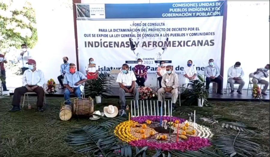 Inicia+Foro+sobre+la+Ley+de+Consulta+para+Comunidades+Ind%C3%ADgenas+y+Afromexicanas