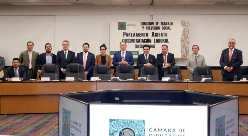 Inauguran+en+San+L%C3%A1zaro+Parlamento+Abierto+en+materia+de+subcontrataci%C3%B3n+laboral+