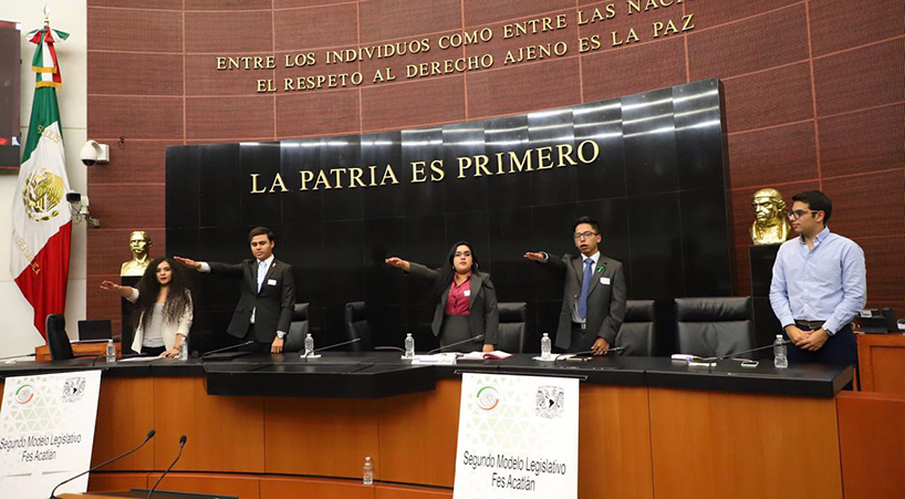 Estudiantes+de+la+FES+Acatl%C3%A1n%2C+realizan+Modelo+Legislativo+en+Senado+