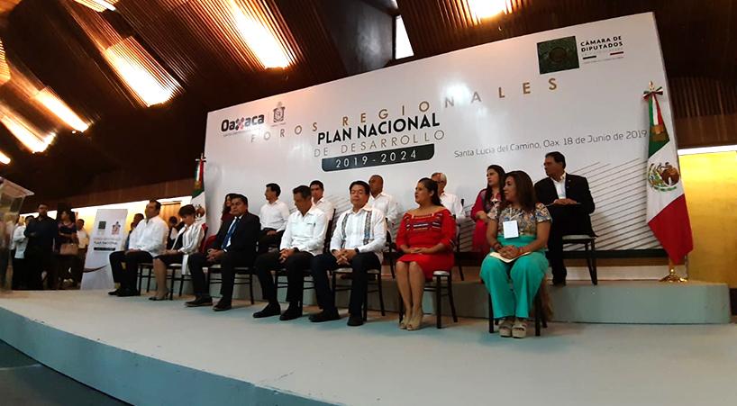 Realizan+foro+de+an%C3%A1lisis+del+PND+en+Oaxaca+