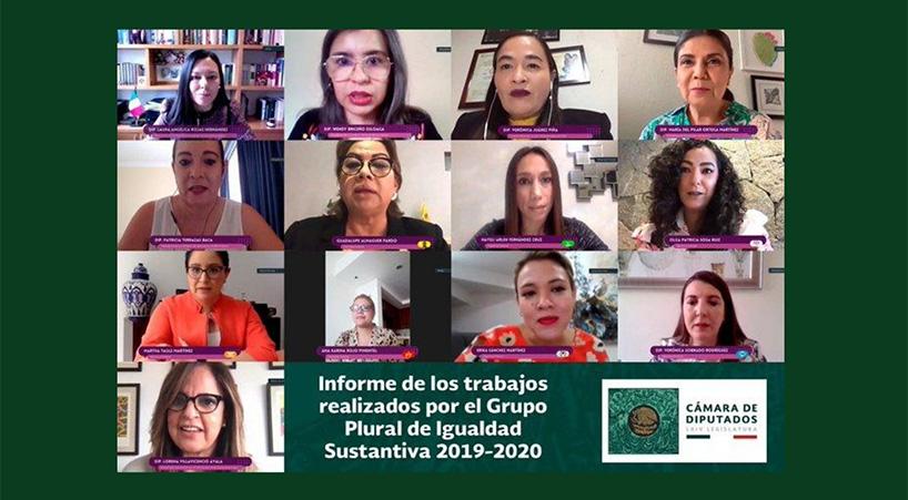 Presenta+Grupo+de+Igualdad+Sustantiva+informe+de+trabajo+2019-2020+
