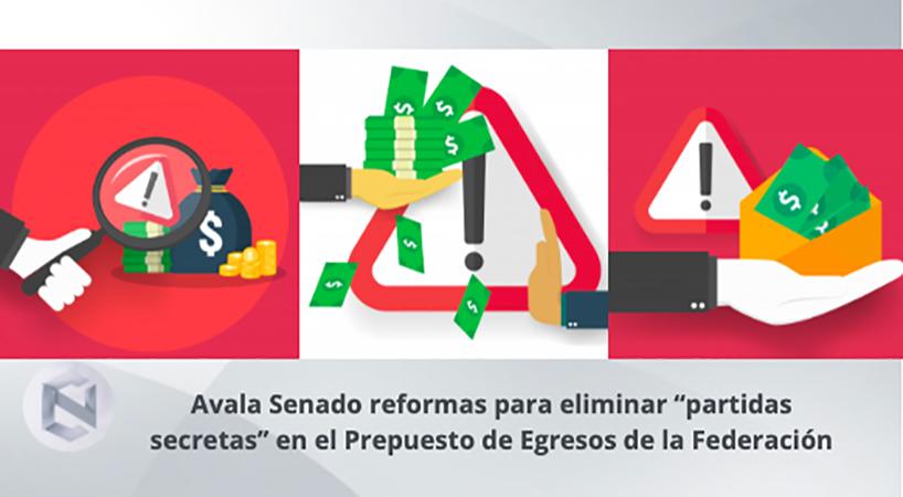 Avala+Senado+reformas+para+eliminar+%E2%80%9Cpartidas+secretas%E2%80%9D+en+el+Prepuesto+de+Egresos+de+la+Federaci%C3%B3n