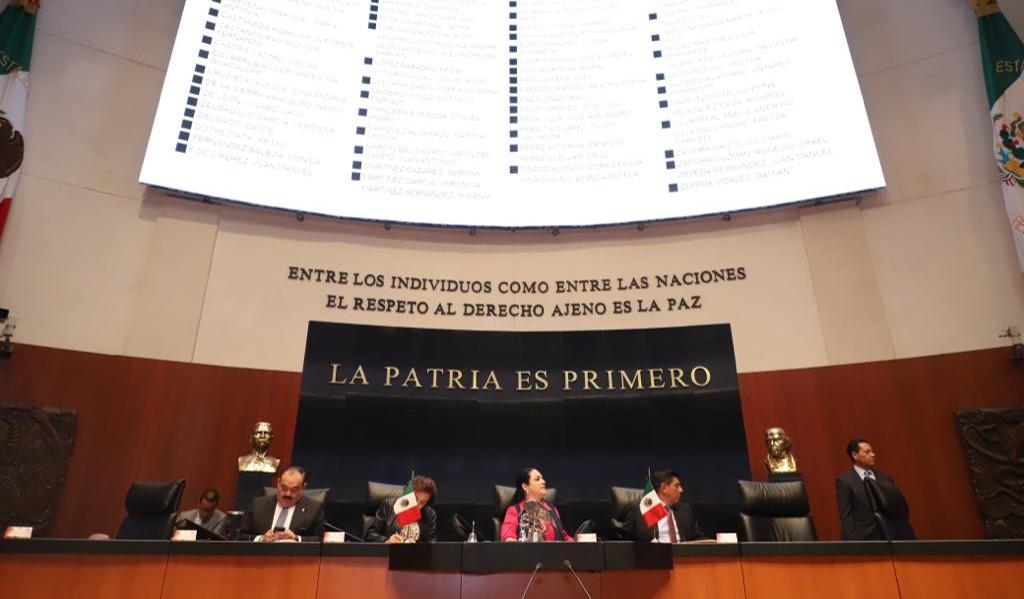 Avalan+a+secretarias+para+integrar+la+Mesa+Directiva+del+Senado