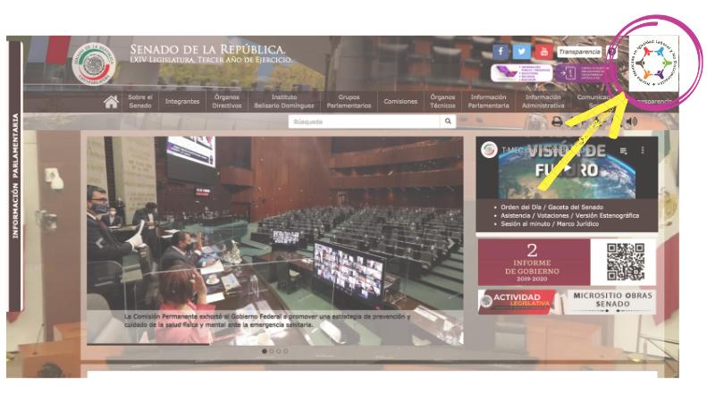 Integran+a+p%C3%A1gina+del+Senado+distintivo+en+materia+de+igualdad+laboral+